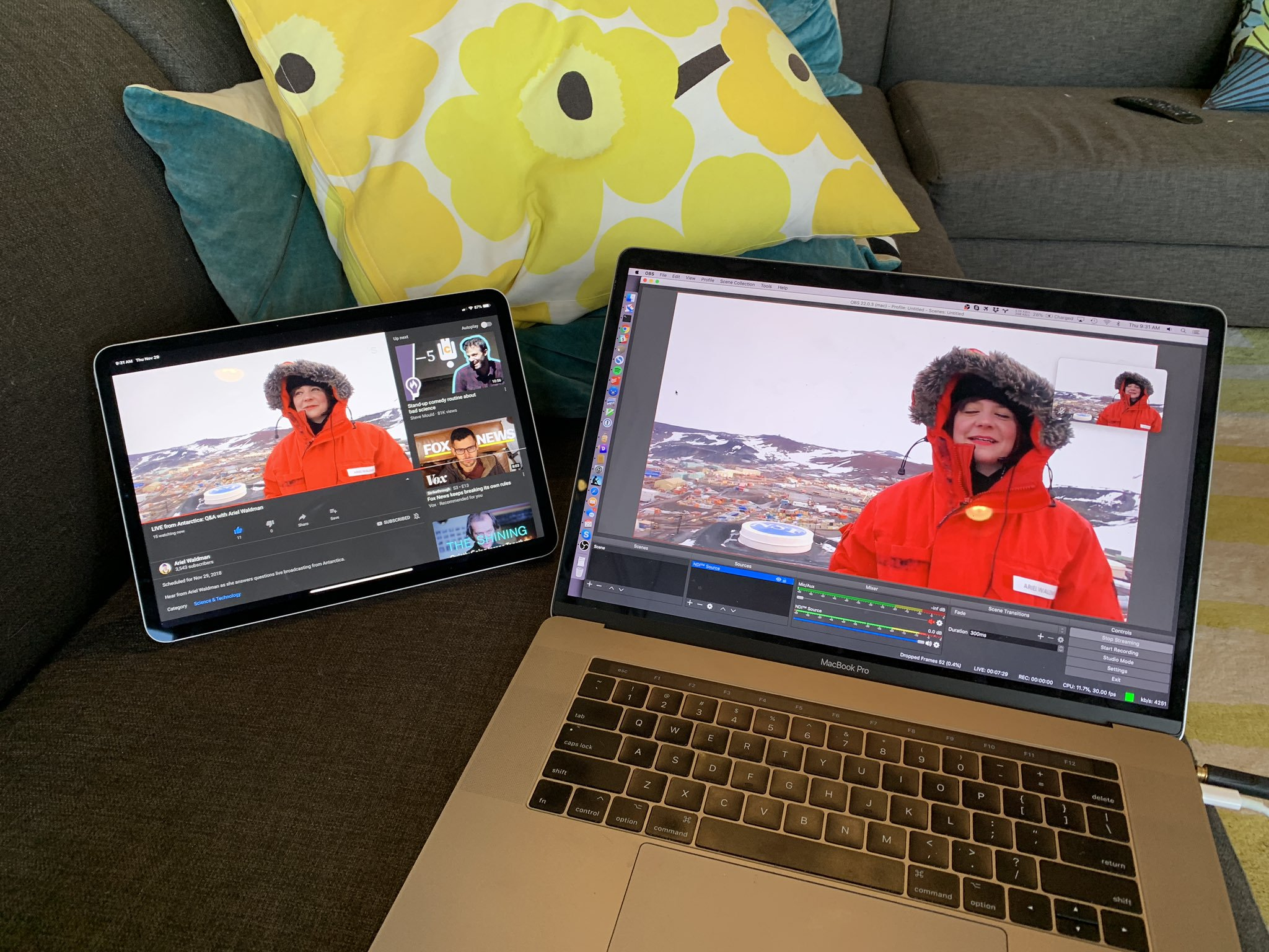 How to stream to YouTube Live from a Skype call :: Hackdiary